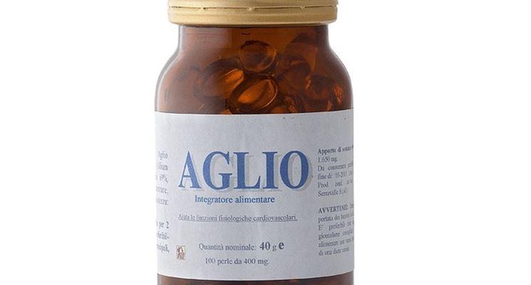 prodotti a base di aglio