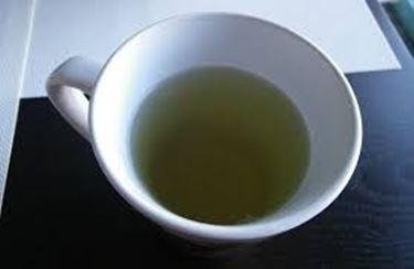 tazza di infuso alla malva