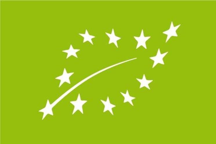 Logo del biologco in Europa