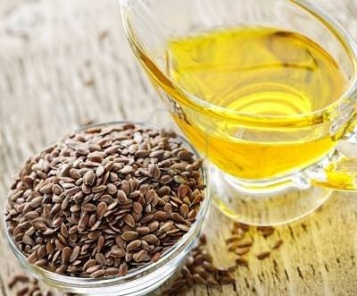 Olio di semi di lino - oli essenziali - Benefici e proprietà olio di ...