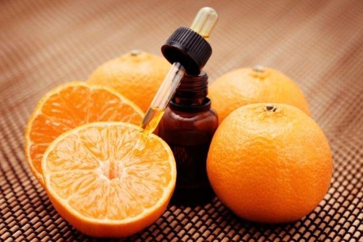 Olio essenziale di arancio, ricco di proprietà benefiche