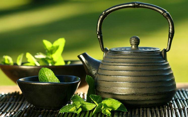 Tè verde.