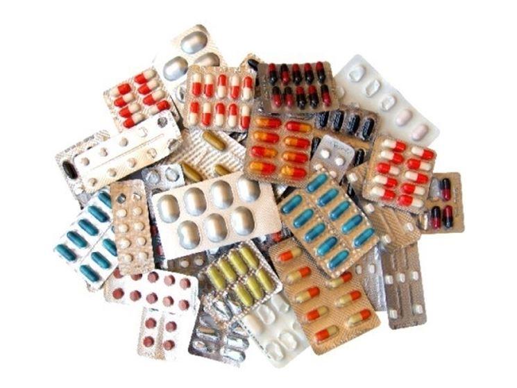 Scatole di medicina