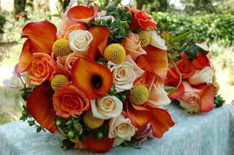 Famoso Composizione di fiori - Composizioni di fiori - Composizione di  KN71