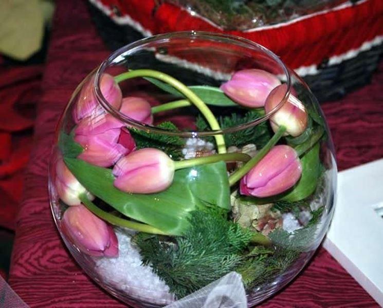 abbastanza Composizione di fiori - Composizioni di fiori - Composizione di  KD18