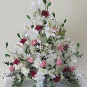 composizioni floreali artificiali moderne