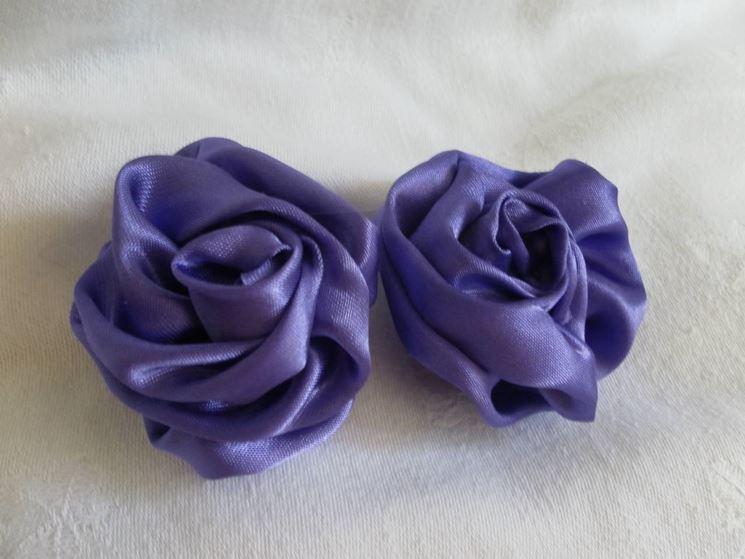 Fiori fai da te di stoffa: la rosa