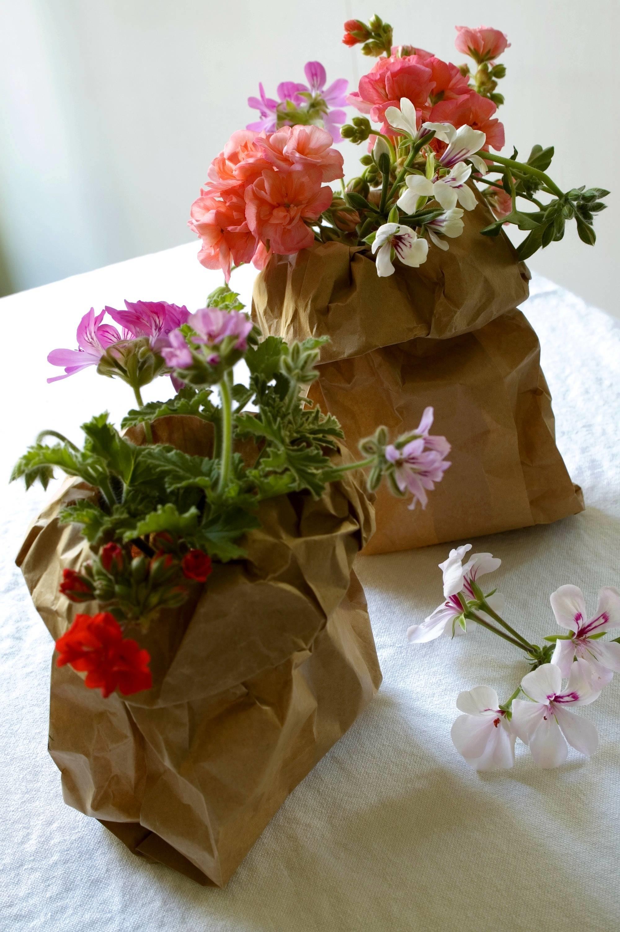 centrotavola autunnali addobbi fai da te : ... fai da te - Composizioni di fiori - Come realizzare fiori fai da te