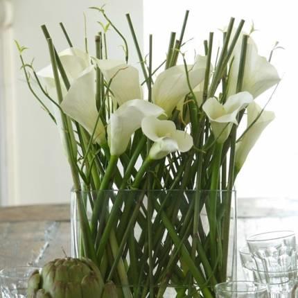 Famoso Fiori finti composizioni - Composizioni di fiori - Come realizzare  OF65