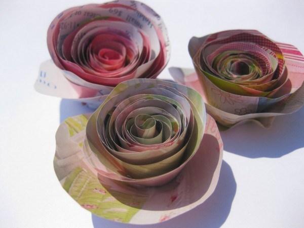 Come fare fiori di carta semplici fiori di carta come for Fiori semplici