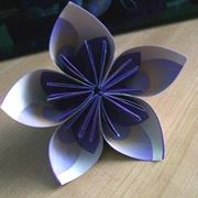 origami fiore
