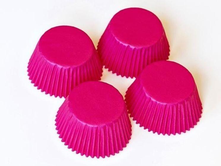 Pirottini di carta da cupcake