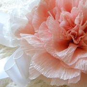 fiori di carta crespa come realizzarli
