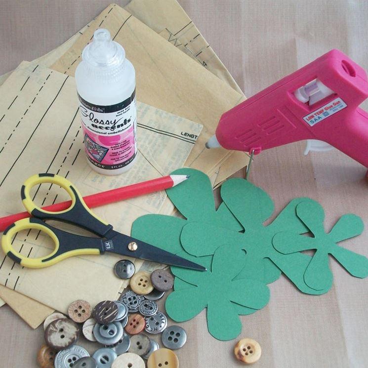 Sagome per ricavare i petali