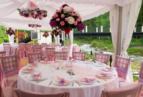Decorazioni Matrimonio Arancione : Decorazioni per matrimonio fiori per cerimonie