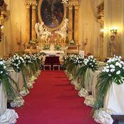 Addobbi per matrimonio in chiesa