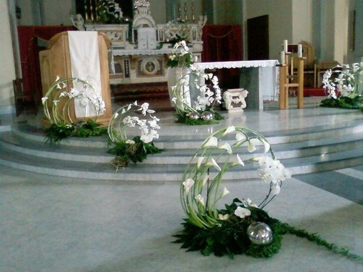 Addobbi Per Matrimonio In Giardino : Addobbi matrimonio chiesa fiorista