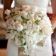 Bouquet di peonie e rose