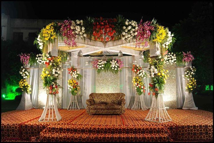 Creazioni floreali varie forme