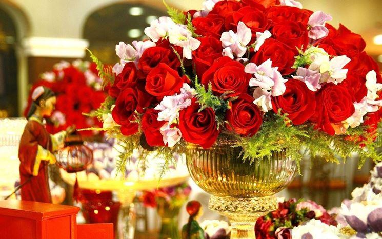 creazioni floreali eventi