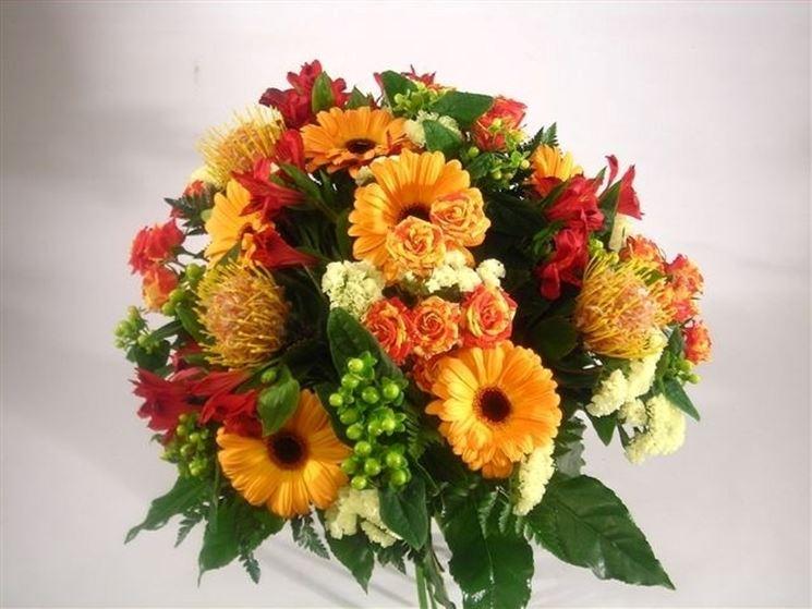 Bouquet di gerbere