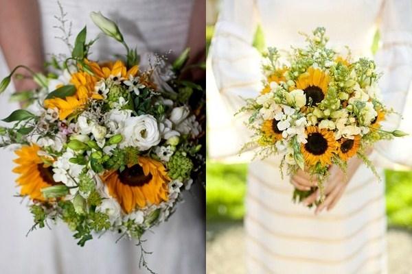 Fiori Matrimonio Girasoli : Fiori matrimonio giugno fiorista