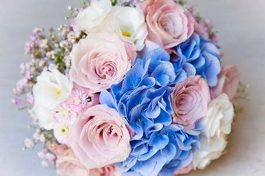 Bellissimo bouquet in stile autunnale