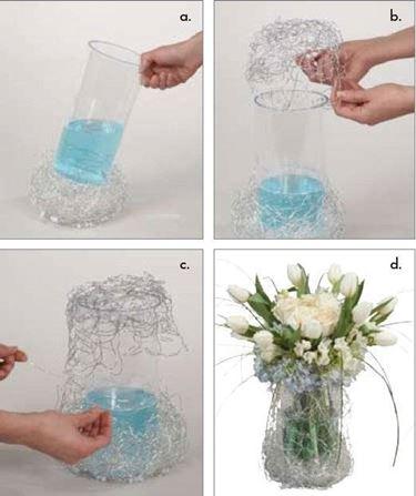 Tutorial per realizzare composizioni floreali