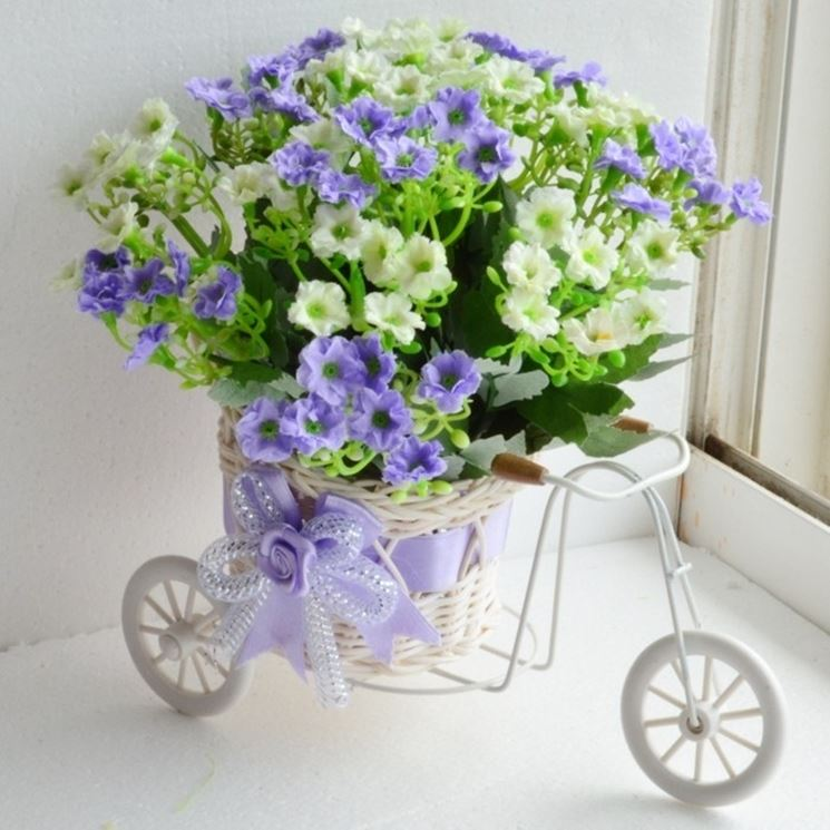 Vendita di fiori artificiali - Fiorista - Fiori artificiali in vendita