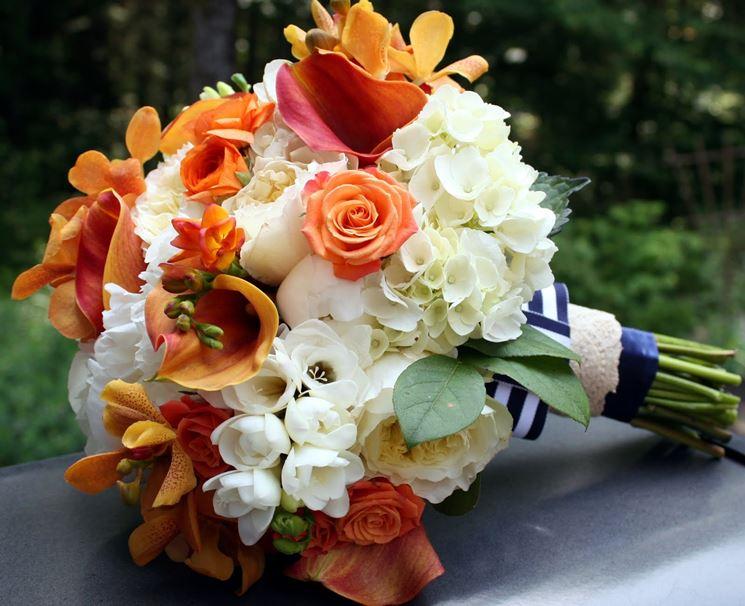bouquet fiori cresima