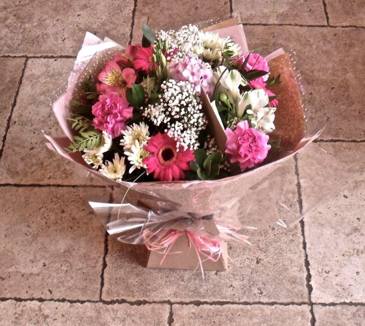 Famoso Fiori Battesimo - fiori per cerimonie - Fiori da regale ad un  AT49
