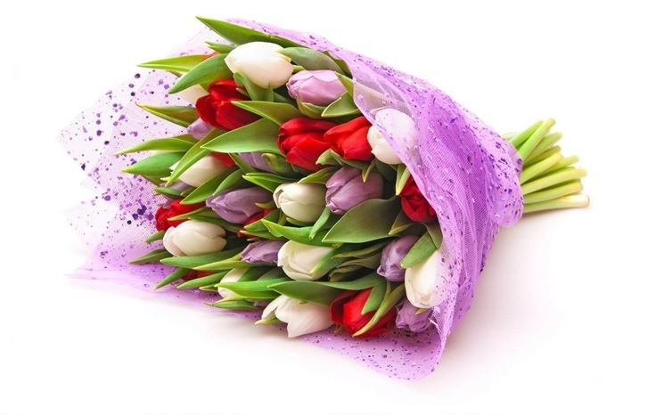 Preferenza Mazzo di fiori - regalare fiori - Quando regalare mazzi di fiori GX94