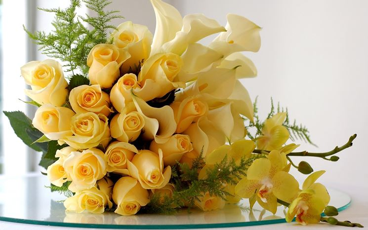 Estremamente Fiori dell'amicizia - significato dei fiori - Fiori simbolo dell  EW42
