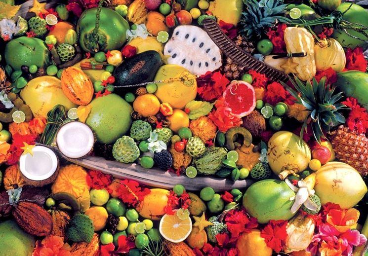frutti esotici alberi da frutto caratteristiche dei