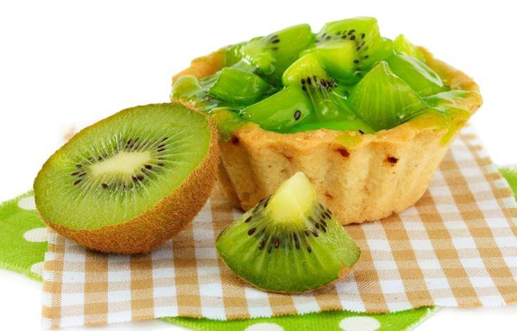 Cestino di Kiwi per dessert