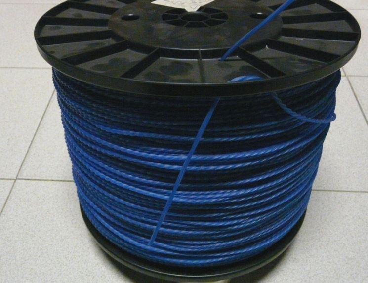 esempio di bobina di filo per decespugliatori