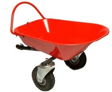 carriola per giardino