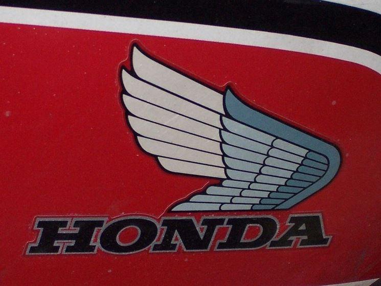 La versione storica del marchio Honda