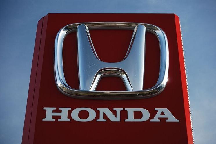 Il logo Honda, moderno