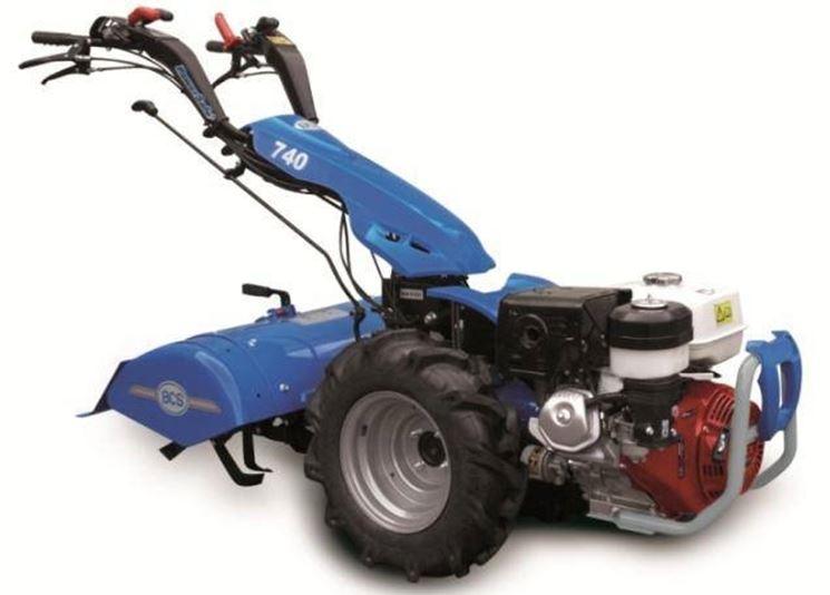 Motocoltivatore BCS PowerSafe®