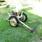 motofalciatrice usata