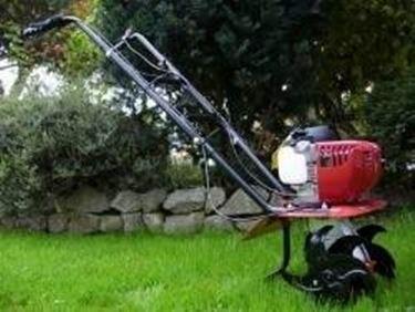 motozappa per giardino