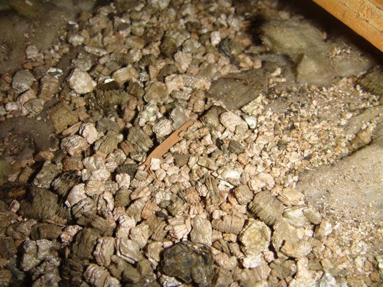 Vermiculite utilizzo isolamento