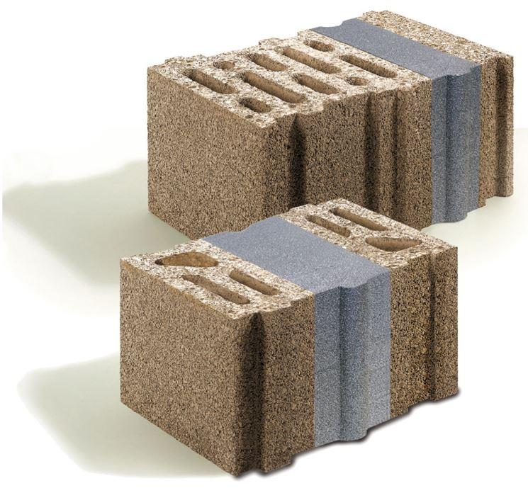 blocchi di argilla espansa leca