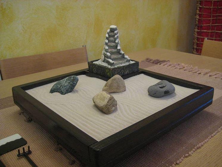 Filosofia zen giardinaggio filosofia zen giardino - Fontana zen da tavolo ...
