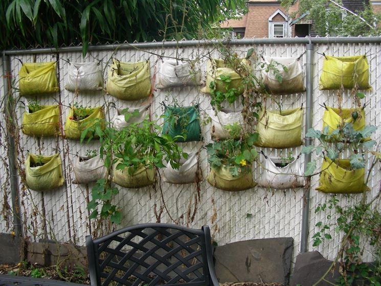 Giardino cura