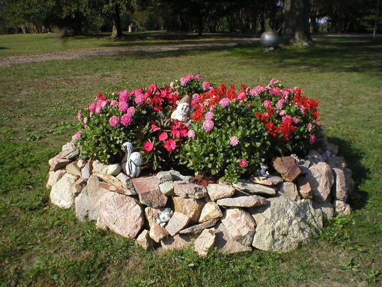 Pietre Da Giardino Per Aiuole : Giardini aiuole giardinaggio aiuole nei giardini