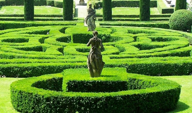 Giardini all 39 italiana giardinaggio giardini all - Giardino all italiana ...