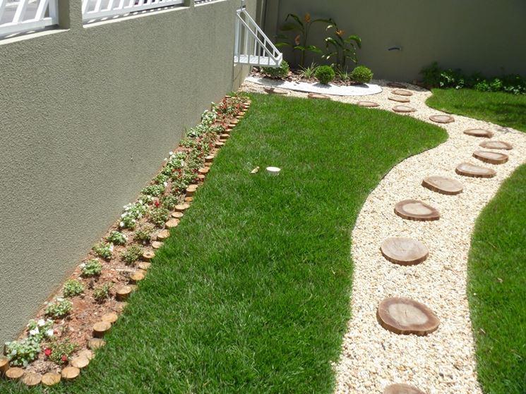Giardino giardinaggio cura del giardino - Quando seminare erba giardino ...