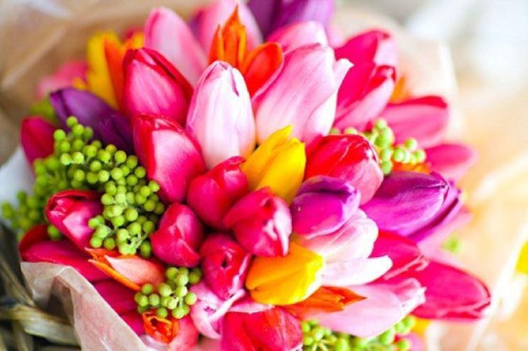 Un bouquet di fiori da scaricare